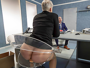 Mature Milf Office Sex